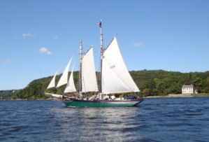 Schooner Mary E  © Connecticut River Museum